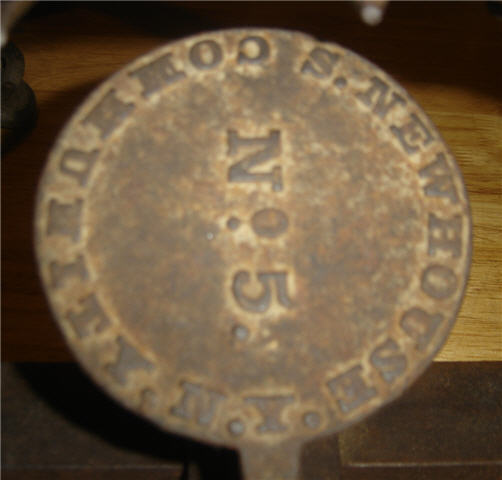 Flat Mountain Antiques Item No 5 Snhny 1